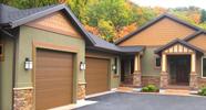 panel garage door
