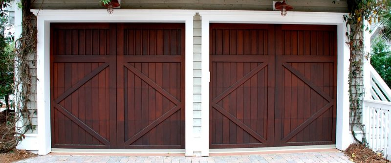 Stylish Garage Door