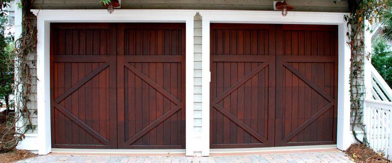 Stylish Garage Door